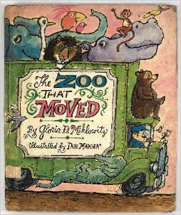 The Zoo That Moved book graphic